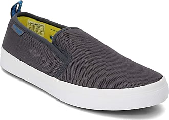 Columbia Mens Dorado Slip II Boat Shoe, Ti Grey Steel/Pool