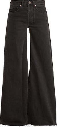 Raey Loon Wide-leg Jeans - Womens - Black