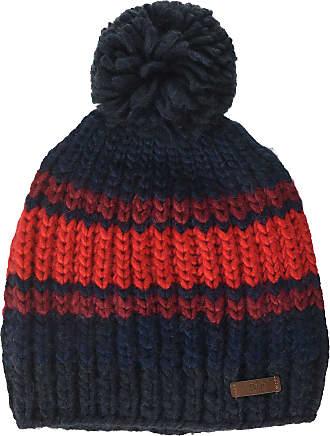 Barts Unisex_Adult Dillen Beanie Hat, Rosso (Capsicum 0005), One Size