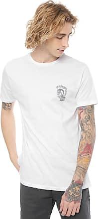 Hawaiian Dreams Camiseta HD Long Minimal Branca