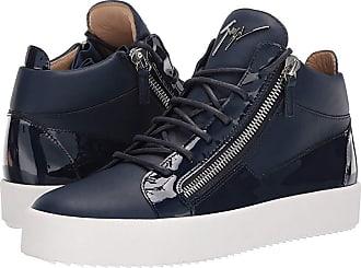 40d734e4b Giuseppe Zanotti May London Birel Mid Top Sneaker (Space) Mens Shoes