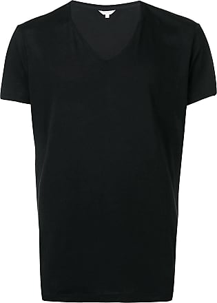 Orlebar Brown Camiseta slim mangas curtas - Preto
