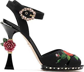 Dolce & Gabbana Sandália com estampa - HNX46