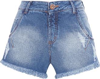 Cantão Short Jeans Boy Cantão - Azul