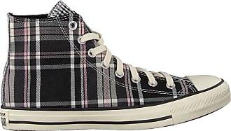 Converse Zwarte Converse Hoge Sneaker Chuck Taylor All Star Hi Dames