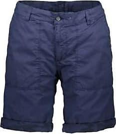 Woolrich Woolrich Reversible Camou Short Blue - 36