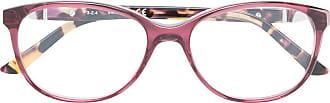 Swarovski Armação de óculos arredondada - Rosa