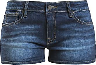 Forplay Denim Hotpant - Short - blau