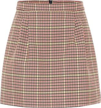 Red Valentino Checked miniskirt