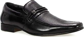 Rafarillo Sapato Social Masculino Trabalhado Preto Rafarillo 37