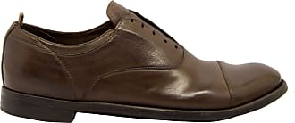 Officine Creative Fashion Man ARC501IGNISCIGAR Brown Leather Lace-up Shoes | Spring Summer 20