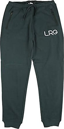 LRG Mens Lifted Research Group Jogger Sweatpants