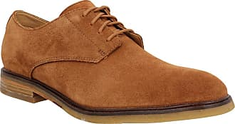 cce66b68be Clarks Chaussures à lacets CLARKS Clarkdale Moon velours Homme Marron