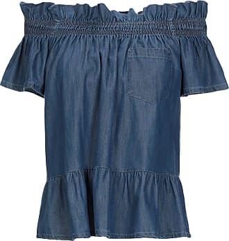 Atos Lombardini DENIM - Jeanshemden auf YOOX.COM