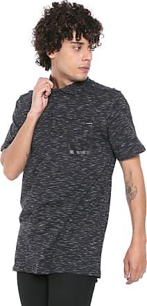 Oakley Camisa Polo Oakley Reta Mod Jupiter Preta