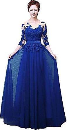Genieße den niedrigsten Preis erstklassiger Profi Steckdose online Abendkleider in Blau: Shoppe jetzt bis zu −70% | Stylight