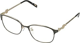 e744468284 Loewe VLW441M530492 Monturas de Gafas, Light Gold W/Colors Parts, 55 Unisex