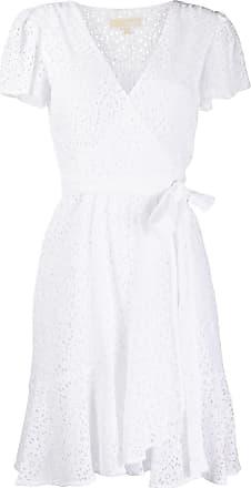 Michael Michael Kors Vestido envelope branco