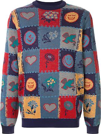 Palace Suéter Love Dove - Azul
