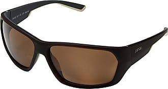 Zeal Optics Caddis (Matte Brown Khaki w/ Polarized Copper Lens) Polarized Fashion Sunglasses