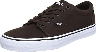 Vans Kress, Mens Trainers, Brown - Braun (espresso/white), 7 UK