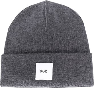 OAMC logo patch beanie - Cinza