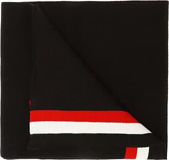 Plein Sport Logo Scarf Mens Black