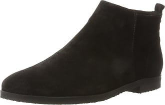 Liebeskind Womens LH175520 Suede Loafers, Black (Oil Black 9895), 4 UK