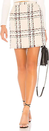 House Of Harlow x REVOLVE Blair Skirt in Ivory