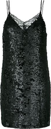Pop Up Store Vestido curto com paetÊs - Preto