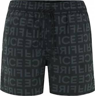 Bogner Fire + Ice Nelson Swimming shorts for Men - Black/Grey