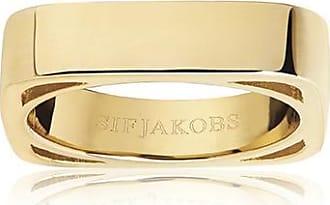 Sif Jakobs Jewellery Ring Matera Pianura - 18K vergoldet