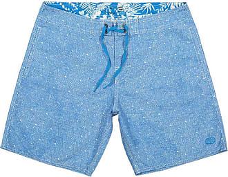 Panareha SAIREE beach shorts blue | recycled PET