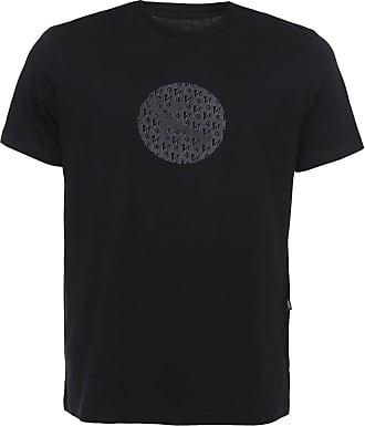 ...Lost Camiseta...Lost Lighting Bolt Preta