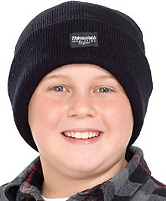 Octave/® Boys Striped Beanie Hat