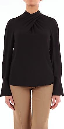 Erika Cavallini Semi Couture Bluse Nero