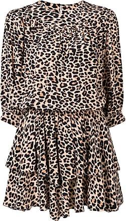 Zadig & Voltaire Rooka print Leo dress - Neutrals