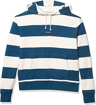 Element Mens Tokyo Team Hooded Pullover Sweatshirt, Legion Blue, Large