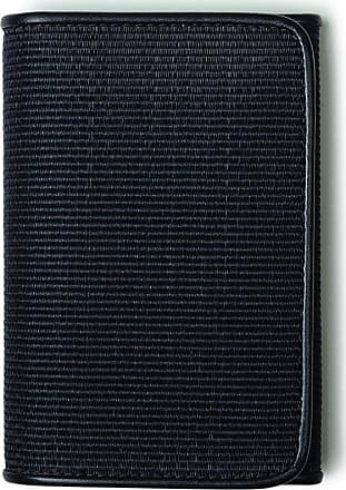 MQaccessories Card Holder with Flap in Horsehair Fabric