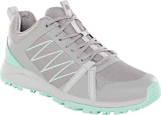 d9e5e151f36 The North Face Litewave Fastpack II Shoes Women Grey Shoe Size US 9