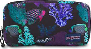 Jansport Pixel Accessory Pouch - Tropical Fish