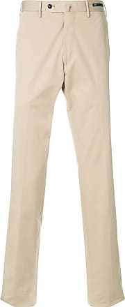 PT01 stretch trousers - Neutrals