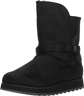 63db6f510e72d Skechers Womens Keepsakes 2.0-Mid Boot with Strap Wrap Fashion