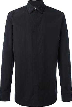 Givenchy Camisa com detalhe bordado - Preto