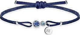 Emphasis Form18K White Gold Sapphire Bracelet