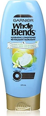 Garnier Whole Blends Conditioner with Coconut Water & Vanilla Milk Extracts, 12.5 fl. oz