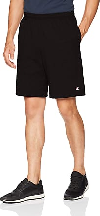 Champion mens85653Jersey Short with Pockets Shorts - Black - XX-Large