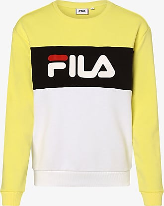 Fila Damen Sweatshirt - Leah gelb