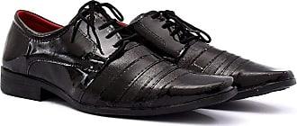 Di Lopes Shoes Sapato Social em Verniz Preto (39)