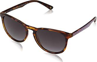 Joules Womens Padstow Sunglasses, Tortoiseshell, 54